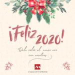 ¡EL EQUIPO DE ARTEMIRANDA TE DESEA UN FELIZ 2020!