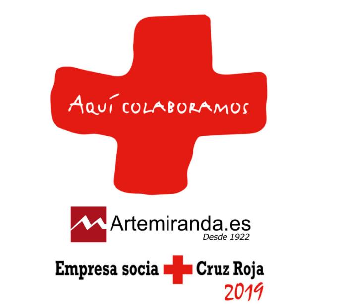 Artemiranda Empresa Colaboradora De Cruz Roja Blog De Bellas Artes De Artemiranda