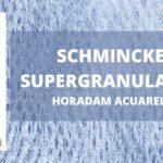 ACUARELAS HORADAM SCHMINCKE SUPERGRANULADAS.