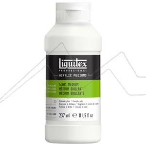 LIQUITEX GEL MÉDIUM BRILLANTE / GLOSS MEDIUM