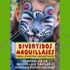 MAQUILLAJES DIVERTIDOS PARA FIESTAS INFANTILES