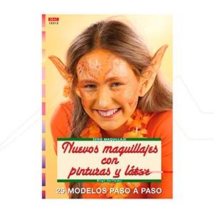 NUEVOS MAQUILLAJES CON PINTURAS Y LÁTEX