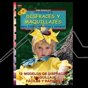 ORIGINALES MAQUILLAJES Y DISFRACES