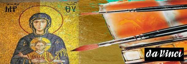 Pinceles DA VINCI Dorado/Restauración