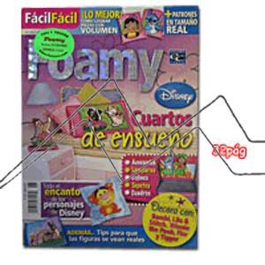 REVISTAS FOAMY, CUARTOS DE ENSUEÑO Nº 6.2