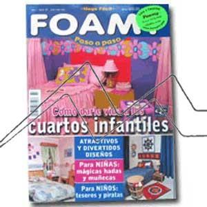 REVISTAS FOAMY, CUARTOS INFANTILES Nº 27