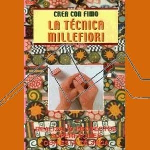 SERIE FIMO Nº2 LA TÉCNICA MILLEFIORI