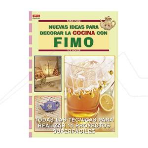 SERIE FIMO Nº10 NUEVAS IDEAS PARA DECORAR LA COCINA CON FIMO