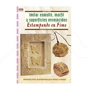 SERIE FIMO Nº20 IMITAR ESMALTE, MARFÍL Y SUPERFICIES ENVEJECIDAS