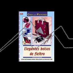 ELEGANTES BOLSOS CON FIELTRO