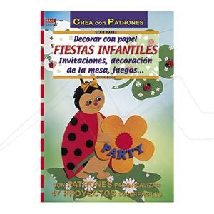 DECORAR CON PAPEL FIESTAS INFANTILES