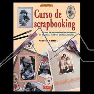 CURSO DE SCRAPBOOKING
