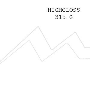 CANSON INFINITY PHOTO HIGHGLOSS PREMIUM RC 315 G