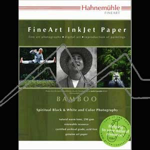 HAHNEMÜHLE DIGITAL BAMBOO 290 G/M²