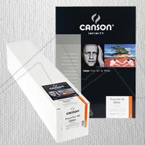 CANSON INFINITY PHOTOART HD CANVAS 400 GR