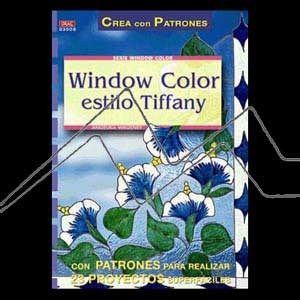 WINDOW COLOR ESTILO TIFFANY