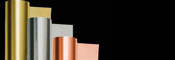 Metales para Repujado