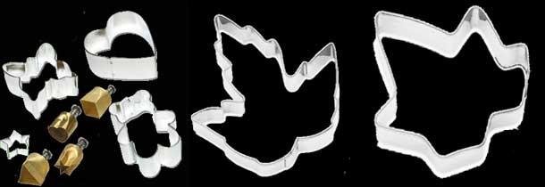 Cortadores Fimo / Sculpey