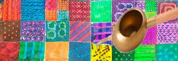 Batik pintura
