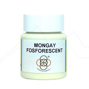 MONGAY FOSFORESCENT - PINTURA ACRÍLICA CON EFECTO FOTOLUMINISCENTE