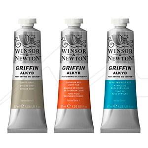 ÓLEO GRIFFIN WINSOR & NEWTON ALQUÍDICO  - Óleo de secado rápido