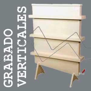CUBETAS PARA GRABADO VERTICALES