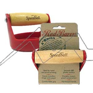 SPEEDBALL BAREN - ESTAMPADOR - ROJO