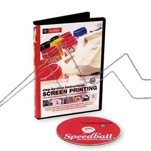 SPEEDBALL DVD PAL SERIGRAFÍA