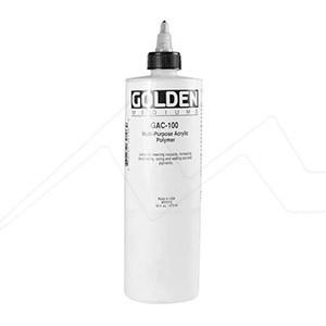 GOLDEN GAC 100 MEDIUM - polímero acrílico