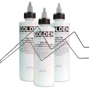 GOLDEN GAC 200 MEDIUM - polímero acrílico endurecedor