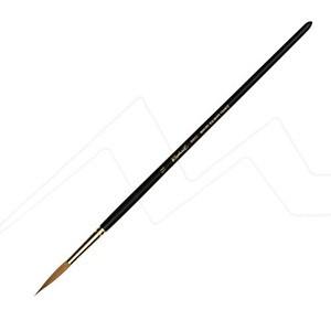 RAPHAEL PINCEL ÓLEO MARTA EXTRA KOLINSKY GOLD REDONDO SALIDA EXTRALARGA SERIE 8802