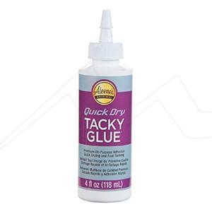 ALEENE'S QUICK DRY TACKY GLUE - Adhesivo para manualidades de secado rápido