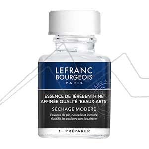 LEFRANC & BOURGEOIS ESENCIA DE TREMENTINA RECTIFICADA
