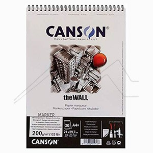 BLOC CANSON THE WALL 220 G