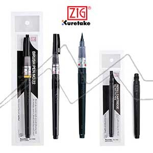 KURETAKE ZIG CARTOONIST BRUSH PEN Nº 22 - ROTULADOR PUNTA PINCEL