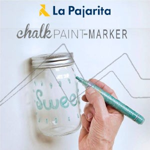 ROTULADOR CHALK PAINT LA PAJARITA