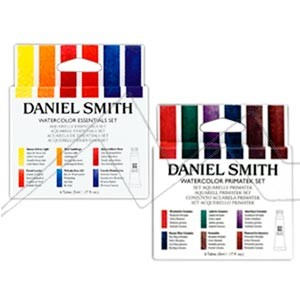 DANIEL SMITH SETS DE ACUARELA