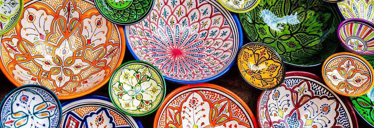Pintura para porcelana - cerámica