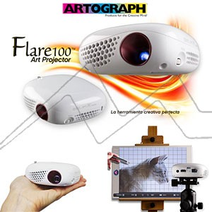 PROYECTOR DIGITAL ARTOGRAPH FLARE100