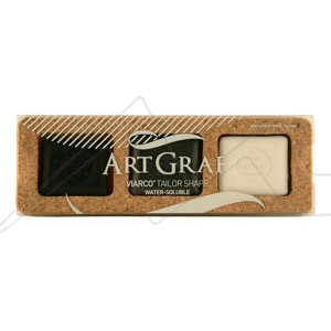 ARTGRAF TAILOR SHAPE SET BLANCO, GRAFITO Y BLACK CARBON