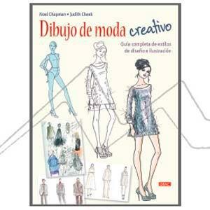 DIBUJO DE MODA CREATIVO