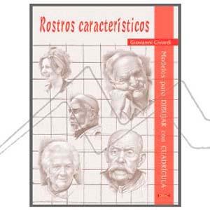 ROSTROS CARACTERÍSTICOS