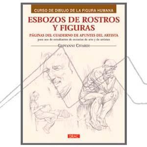 ESBOZOS DE ROSTROS Y FIGURAS