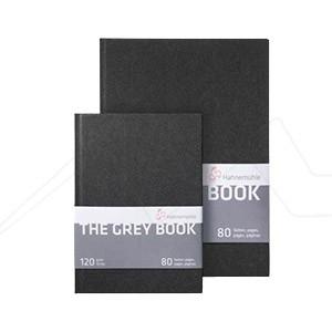 HAHNEMÜHLE GREY BOOK - BLOC DE DIBUJO