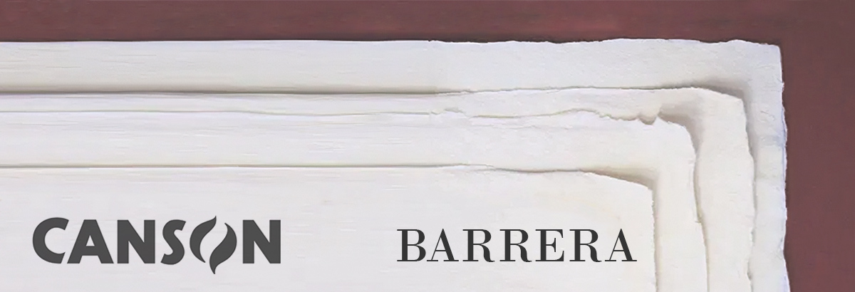 Papel CANSON BARRERA
