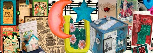 Manualidades: Decoupage, scrapbooking, stencil, embossing...