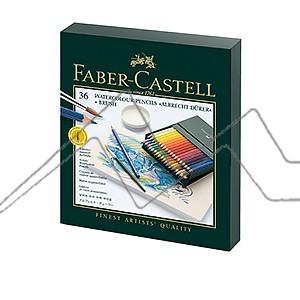 FABER-CASTELL ALBRECHT DÜRER ESTUCHE ESTUDIOS 36 LÁPICES ACUARELABLES