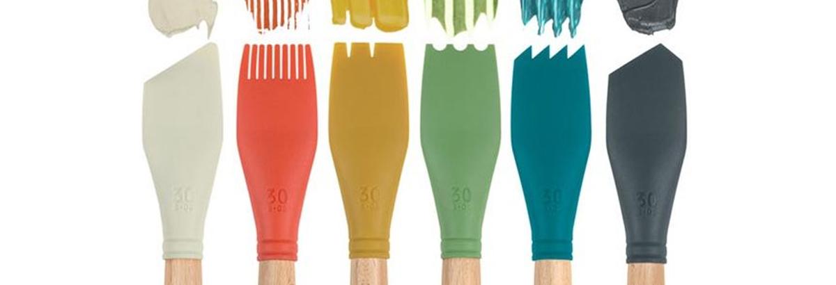 Pinceles Silicona CATALYST Blades y Mini Blades
