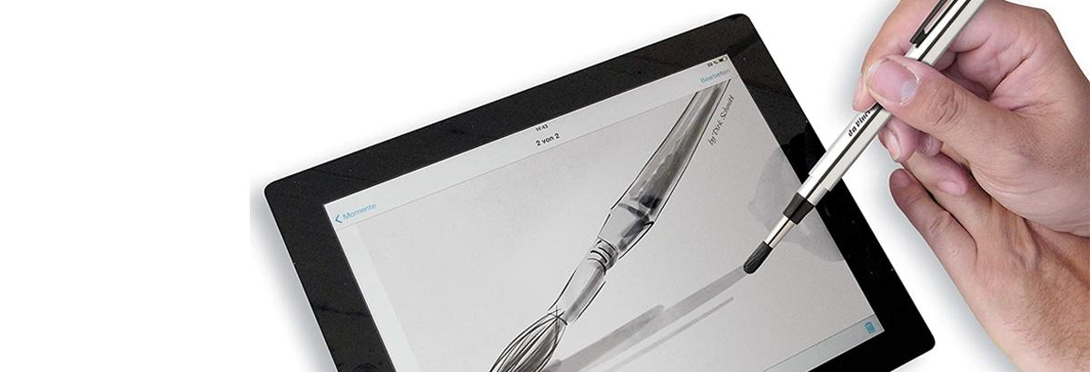Pincel SENSU para smartphones y tablets