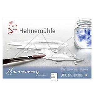 BLOC HAHNEMÜHLE HARMONY WATERCOLOR 300 G